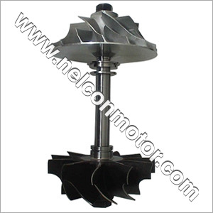 Turbocharger Shaft & Wheel GT-116