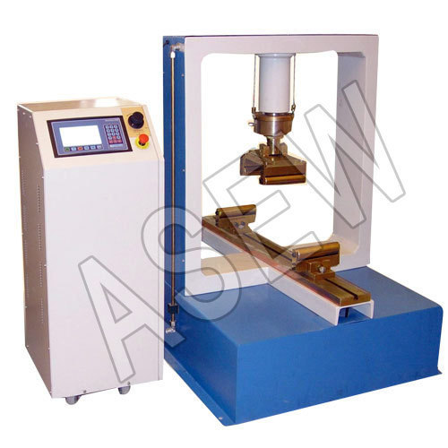Compression & Flexure Testing Machine