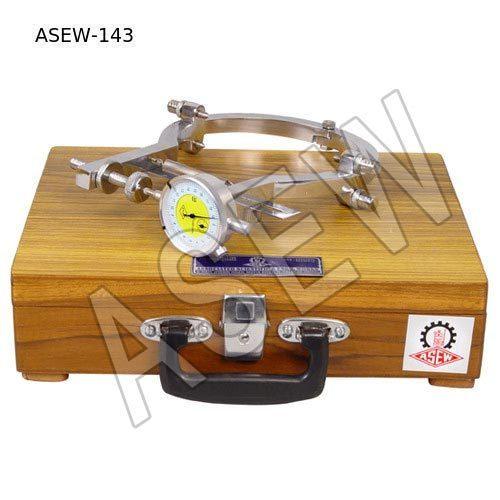 Longitudinal Compressometer & Lateral Extensometer