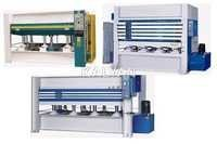 HYDRAULIC HOT PRESS (SIZE 8' x 4')