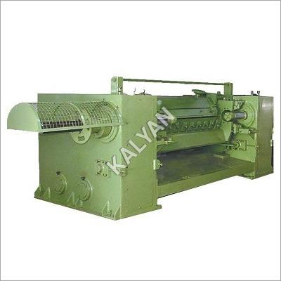 ROTARY PEELING LATHE MACHINE K.I.-1400