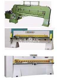 GUILLOTINE JOINTER MACHINE