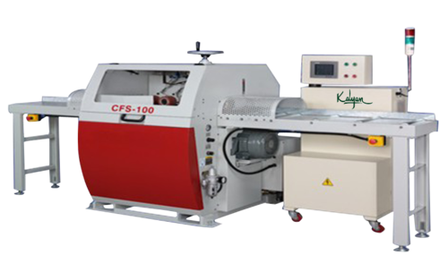 AUTOMATIC PROGRAMMABLE CUT OFF SAW / OPTIMIZER