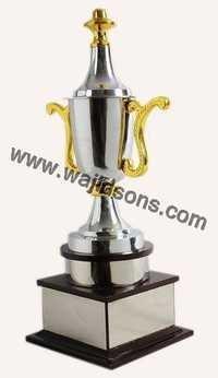 cast metal trophy figures