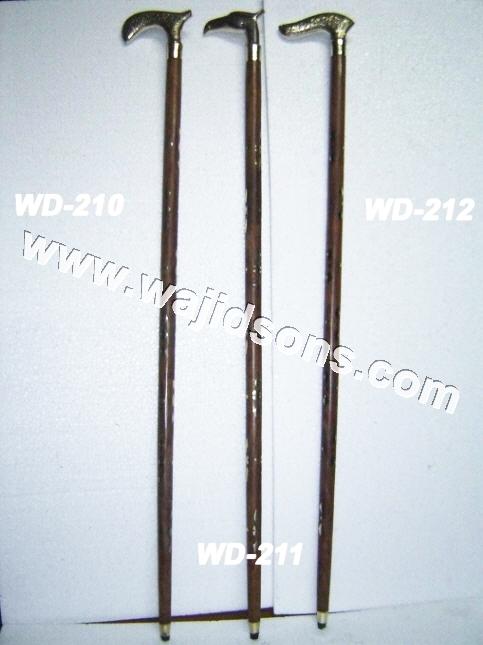 decorative walking canes