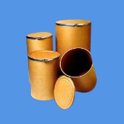 Round Fibre Drum