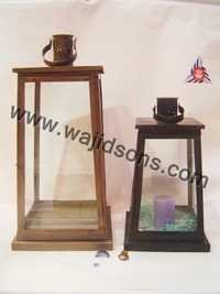 outdoor hurricane lamps candle
