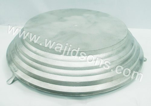 Cake Plate Aluminium