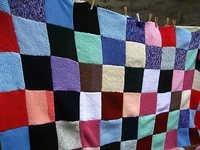 Oxfam Blankets