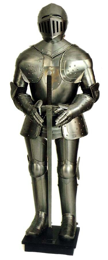 Full Body Armor Suit