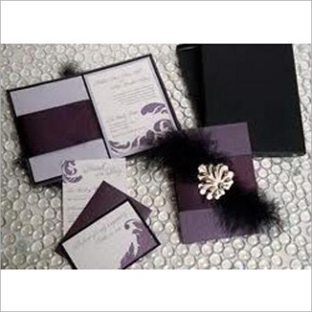 Customized Wedding Cards