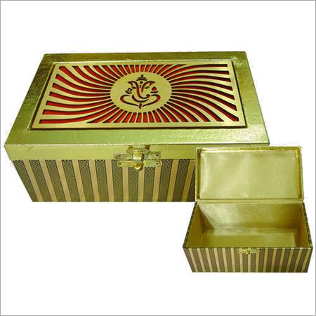 Metal Gift Box