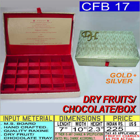 Cost Friendly Chocolate Box