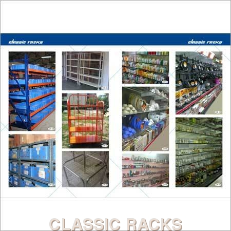 Manufacturer Of Departmental Shelving From New Delhi By