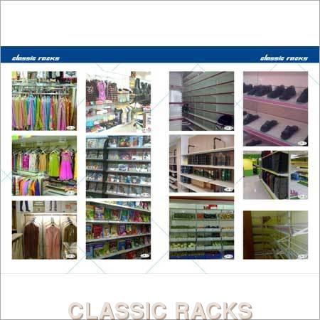 Showroom Display Racks