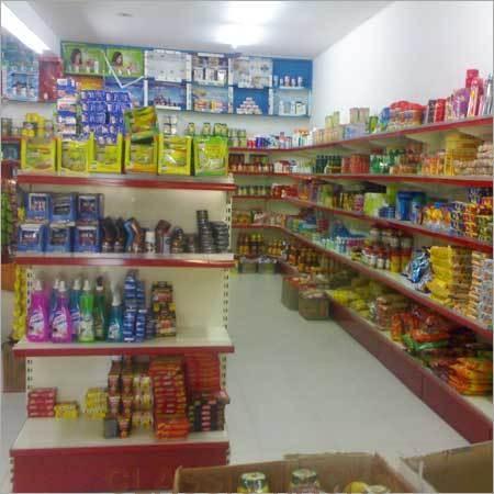 Departmental Store Shelving