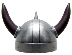 Medieval Viking War Helmet