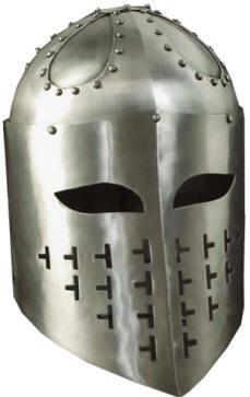 Medieval Spangen Helmet