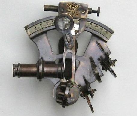 Antique Sextant