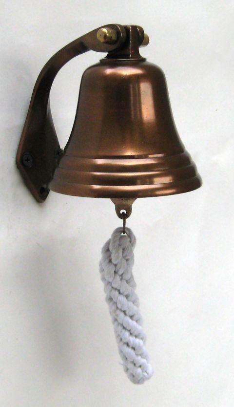 Aluminum Antique Bell