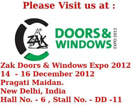 Participation at ZAK DOORS & WINDOWS EXPO 2012