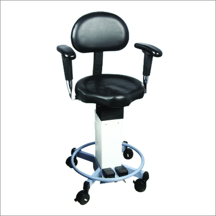 Motorized Surgeon Stool