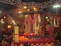 Indian Wedding Revolving Jai Mala Stage