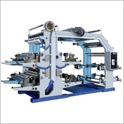 8 Color Flexo Printing Machine