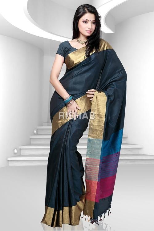 Pure Handloom Silk Saree