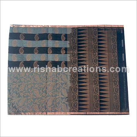 Traditional Handloom Silk Saree