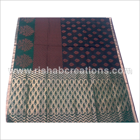 Wedding Silk Cotton Saree