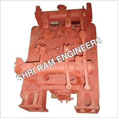 Man 40/54 Cylinder Head