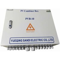 10 Strings PV Junction Box