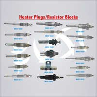 Heater Plugs Resistor Blocks