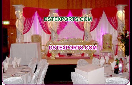 Modern Style Wedding Stage