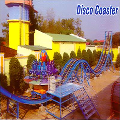 Disco Coaster Rides