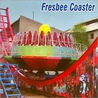 Frisbee Coaster Ride