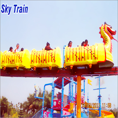 Sky Train Coaster Ride