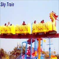 Sky Train Coaster Ride