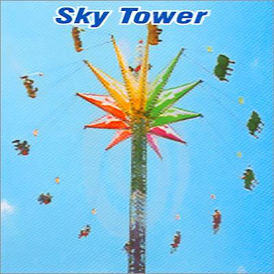Sky Tower Swinger Ride