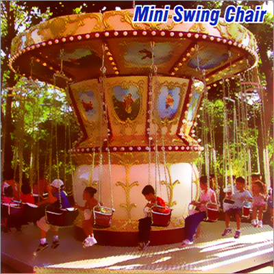 Mini Swing Chair Ride