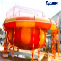 Cyclone Water Ride