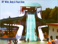 Water Fun Slide