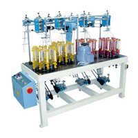 4-17 High Speed Braiding Machine