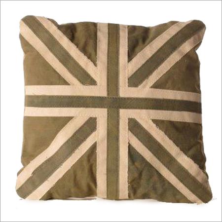 Union Jack Cushion Cover