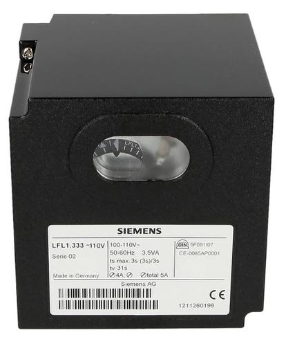 Siemens LFL1.133 Gas Burner Controls
