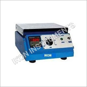 Hot Plate Rect. Digital Model