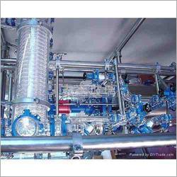 Glass Process Plant