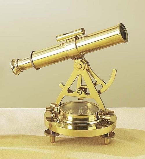Brass Aledade Compass