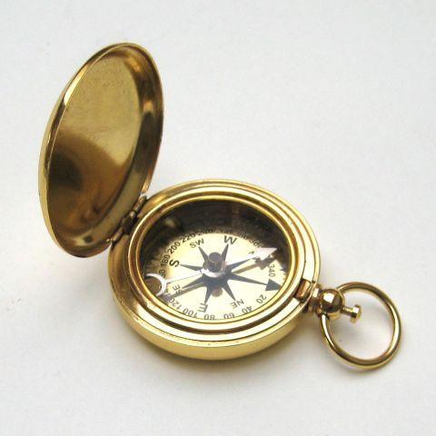 Brass Dalvey Compass